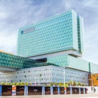 Cleveland Clinic Abu Dhabi, Maryah Island